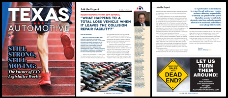June 2019 Texas Automotive Magazine