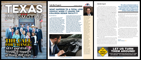 May 2019 Texas Automotive Magazine